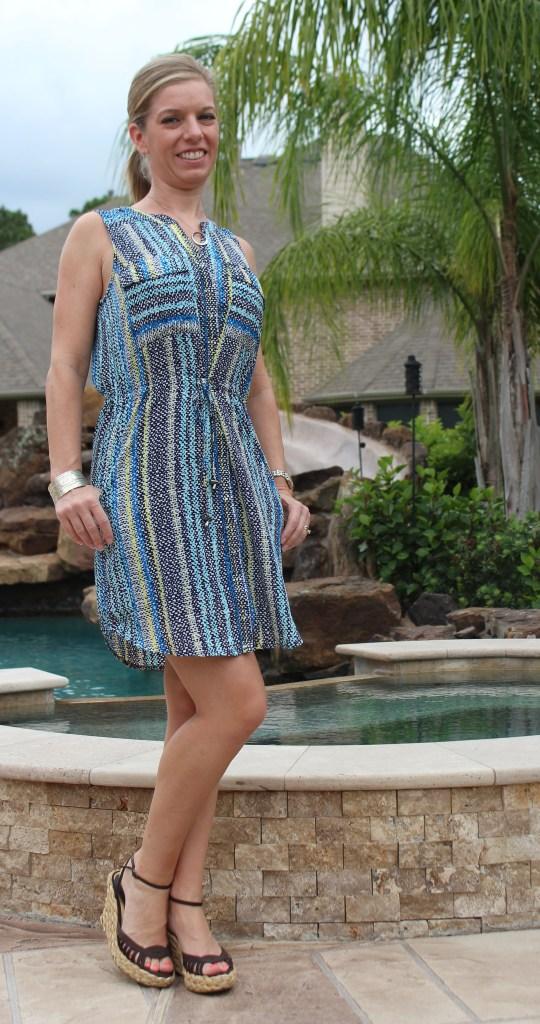 Skies are Blue Leslee dress