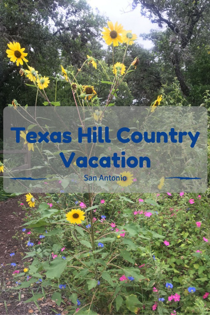 Texas Hill Country Vacation - San Antonio