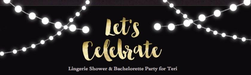 Bachelorette Party Evite