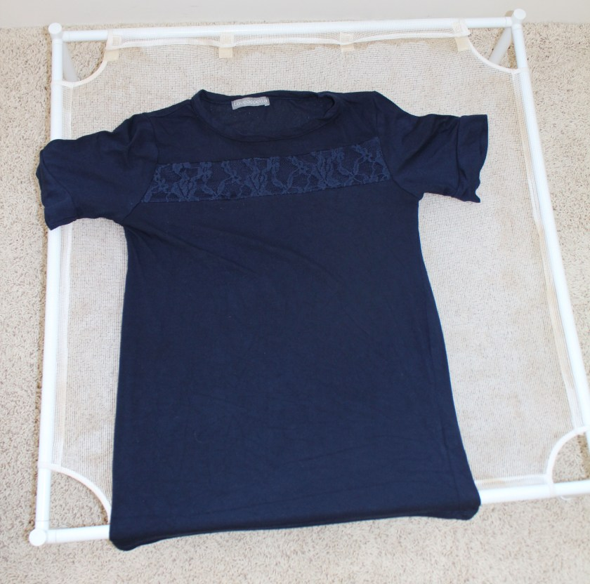 Lay flat to dry stitch fix top