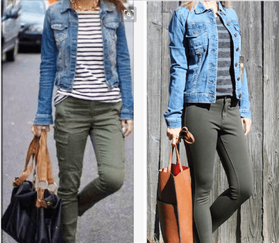 Pinned Item vs Stitch Fix-