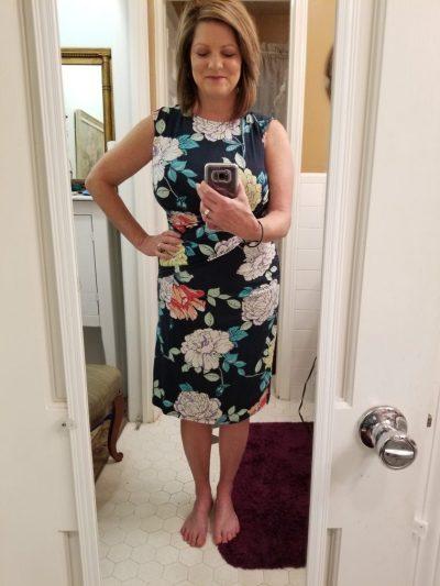 Stitch Fix- Kut From The Cloth Mollee Knit Dress