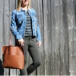 November Stitch Fix Review- Stripes & Prints