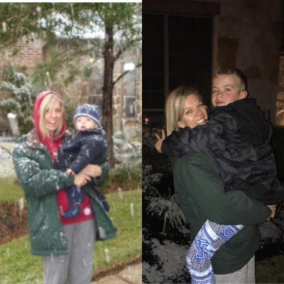 Snow Day 2009 & 2017