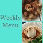Weekly Menu 12/3/17 – Slow Cooker Meals