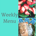 Weekly Menu 2/18/18 – Refeed Day