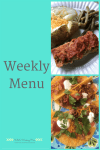 Weekly Menu 5/20/18 – Summer Snack Recipe