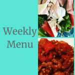 Weekly Menu 8/5/18 – Bunco Luau