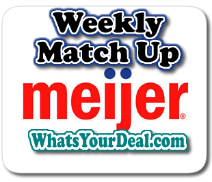 meijer weekly Matchup