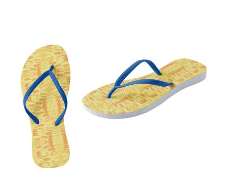 Summer Daze (i) flip flops