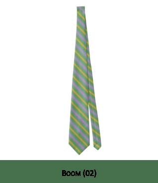 Boom 02 Tie
