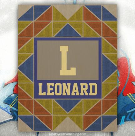 leaonard