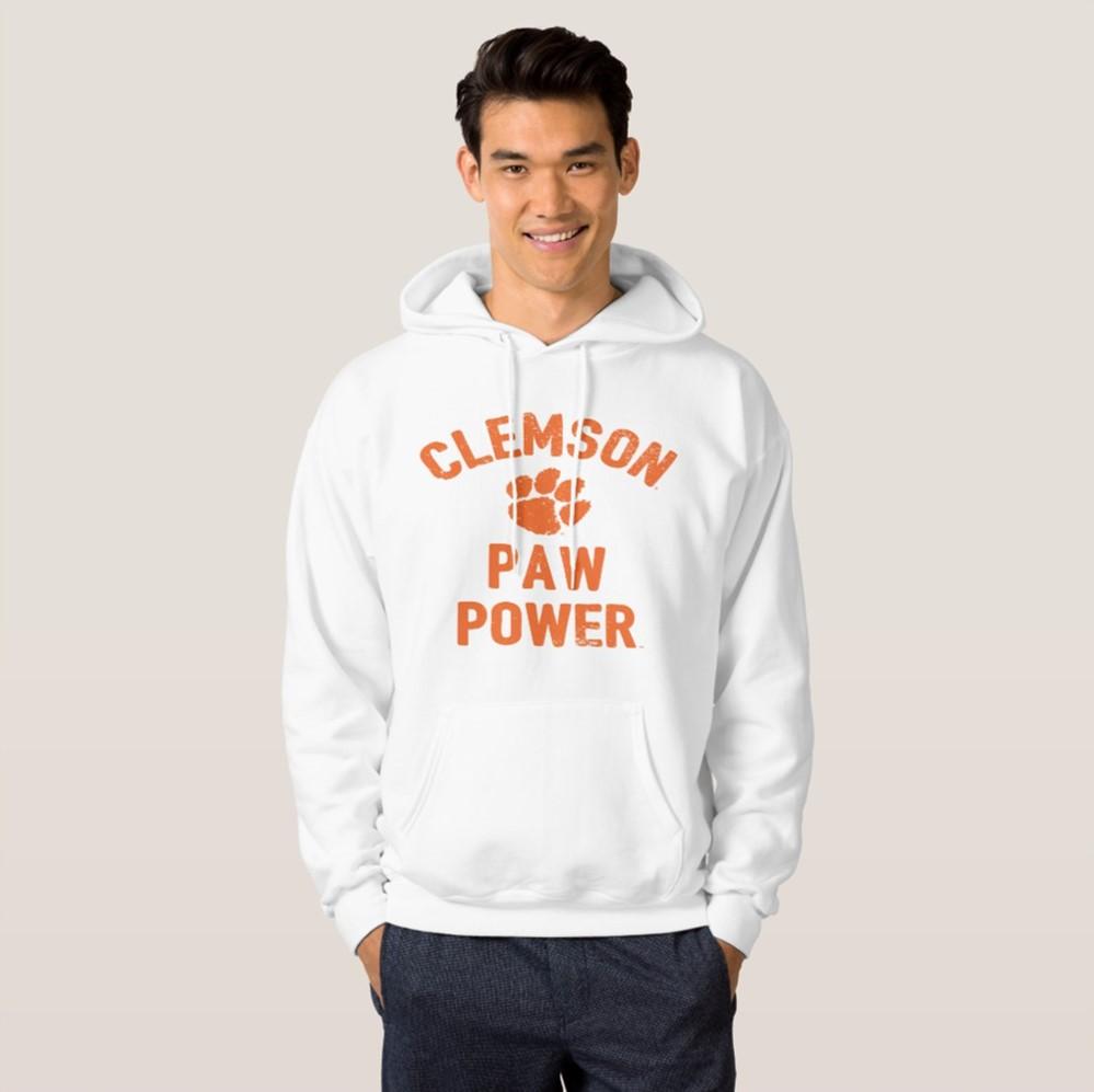 Clemson University hoodie