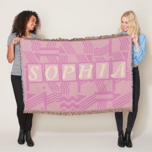 Sophia Throw Blanket