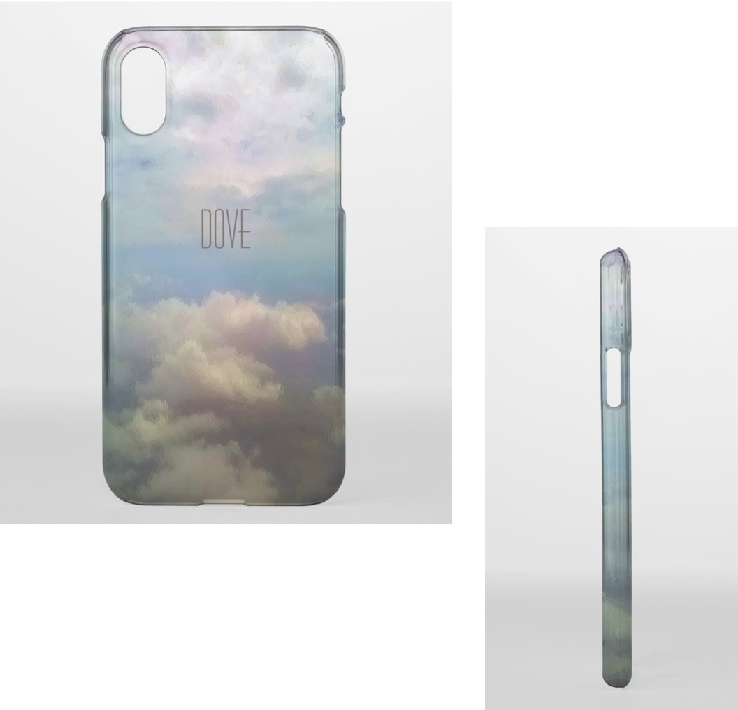 Dove phone case