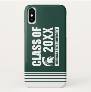 michigan state_class of_phone case