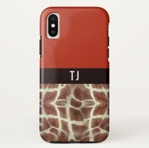 Personalized Phone Case by Patricia Griffin