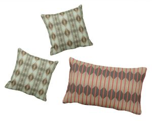 Earth Tone Pillow Group