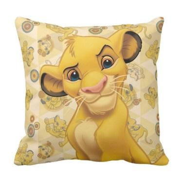 associate lion king pillow