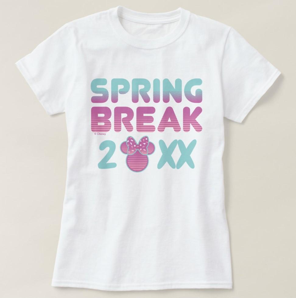 Disney Spring Break t-Shirt