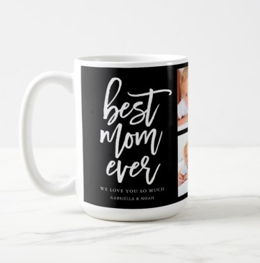 associate best mom ever coffee mug
