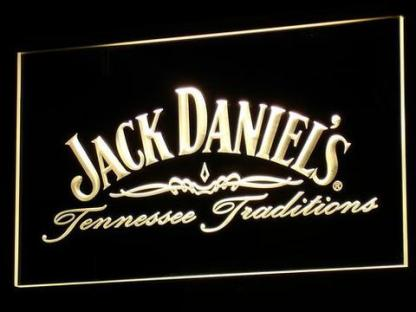 Jack Daniel's Tennessee Traditions neon sign LED
