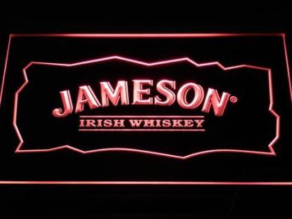 Jameson neon sign LED