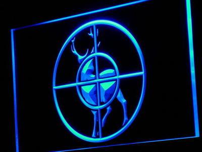 Deer Hunter neon sign LED