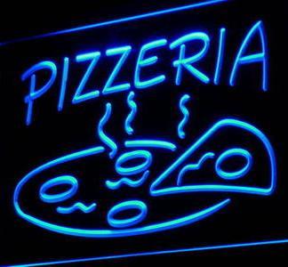 Pizzeria neon sign LED