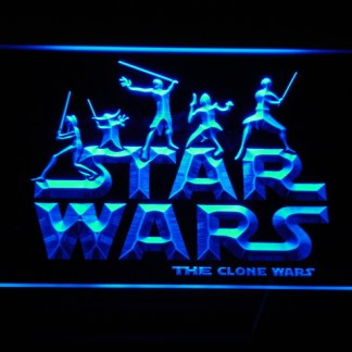 Star Wars neon sign LED