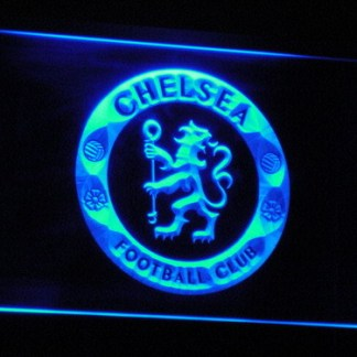 Chelsea F.C. neon sign LED