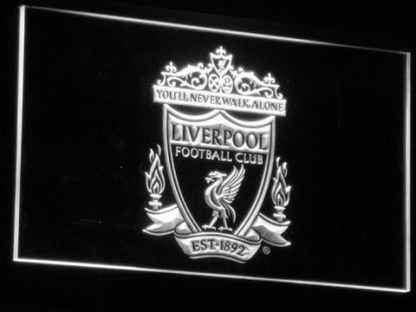 Liverpool F.C. neon sign LED