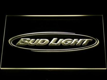 Bud Light neon sign LED