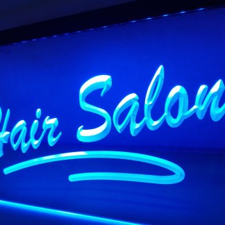 Hair Salon neon sign LED