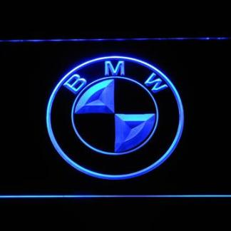 BMW Logo neon sign LED