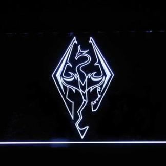Skyrim Dragon Logo neon sign LED