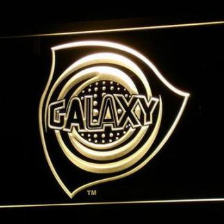 Los Angeles Galaxy neon sign LED