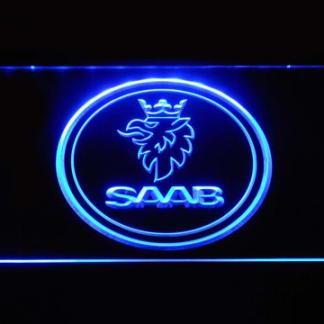 Saab Emblem neon sign LED
