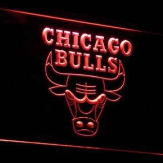 Chicago Bulls neon sign LED