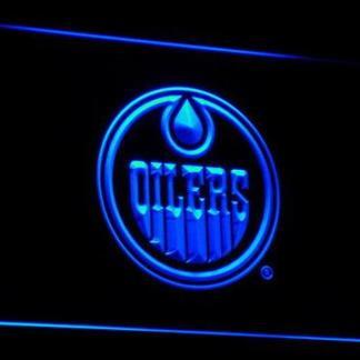 Edmonton Oilers - Legacy Edition neon sign LED