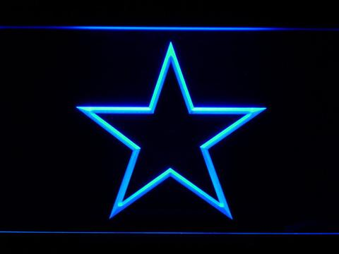 Dallas Cowboys Star Outline neon sign LED sign shop #1: 0 1643 fit=480,360&ssl=1