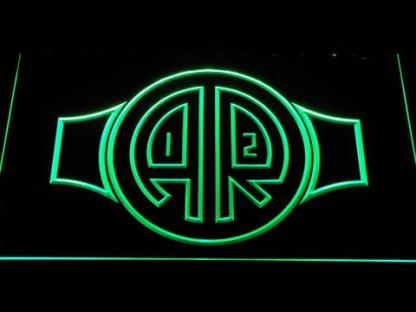 Green Bay Packers Aaron Rodgers neon sign LED