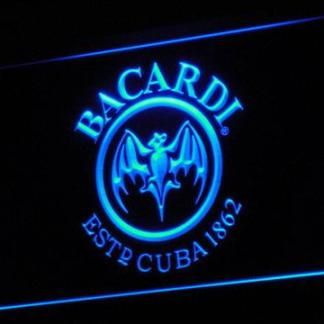 Bacardi neon sign LED