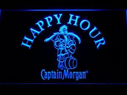 Captain Morgan Happy Hour neon sign LED