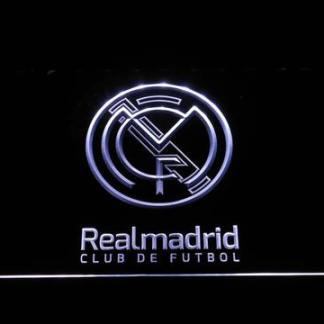 Real Madrid CF Crest neon sign LED