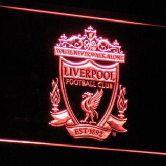 Liverpool Football Club neon sign LED