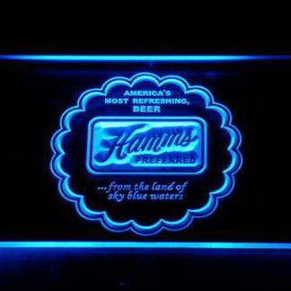 Hamm's Preferred neon sign LED