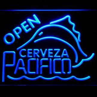 Cerveza Pacifico Open neon sign LED
