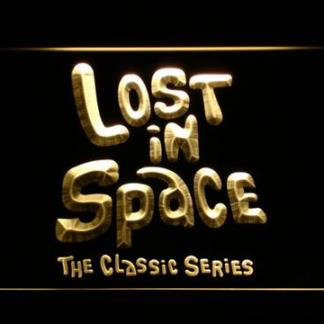 Lost in Space 1960s neon sign LED