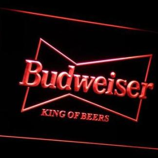 Budweiser King of Beers neon sign LED
